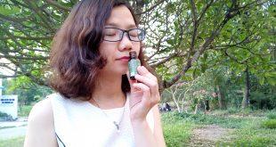 Chị Thu khen tinh dầu tràm Dagiafa có mùi thơm