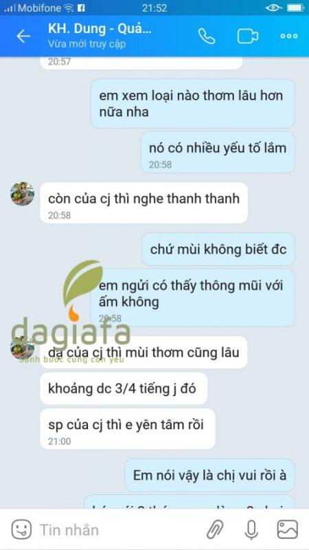 Chat luong tinh dau tram dagiafa nhu the nao