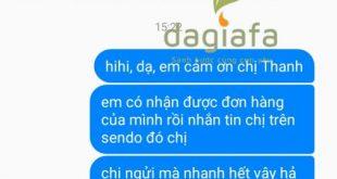 Chị Thanh khen tinh dầu tràm Dagiafa