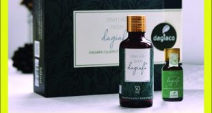 Combo tinh dầu tràm Dagiafa